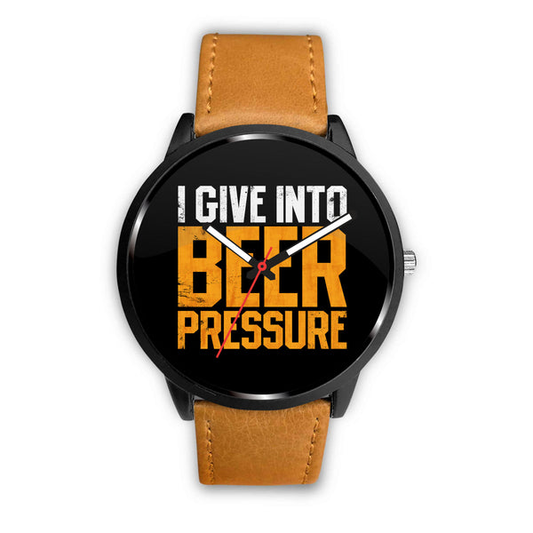Beer Pressure Watch - The Beer Life