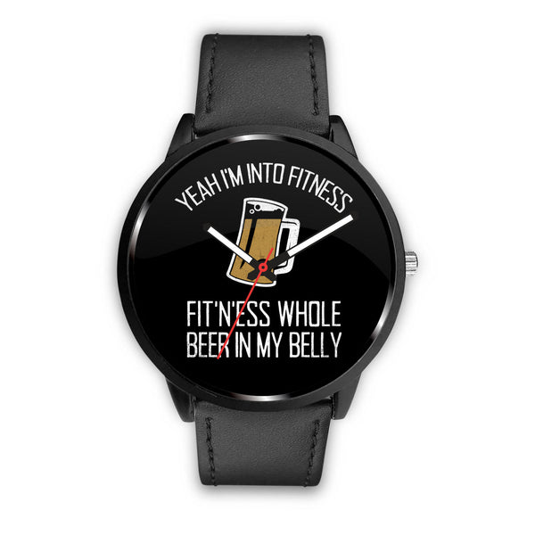 I'm Into Fitness Watch Watch - The Beer Lodge