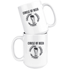 Circle Of Beer 15oz Mug Drinkware - The Beer Lodge