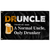 Druncle Flag Wall Flags - The Beer Lodge