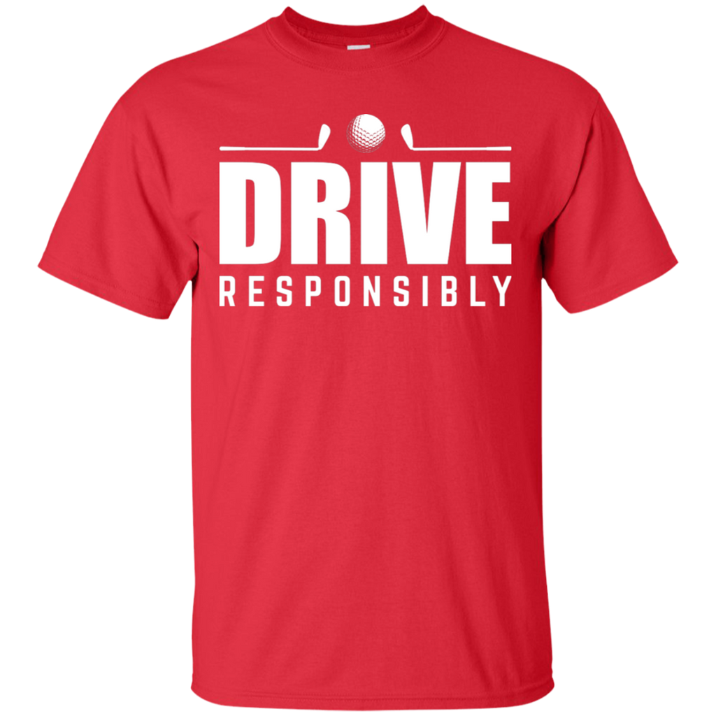 Drive Responsibly T-Shirt Apparel - The Beer Lodge