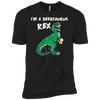 I'm A Beersaurus Rex T-Shirt Apparel - The Beer Lodge