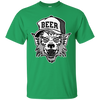 Werewolf Beer Hat T-Shirt Apparel - The Beer Lodge