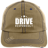 Drive Responsibly Trucker Cap Hats - The Beer Lodge