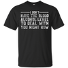 I Don't Have The Blood Alcohol Level T-Shirt Apparel - The Beer Lodge