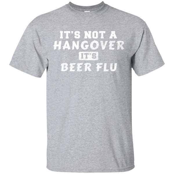 Beer Flu T-Shirt - The Beer Life