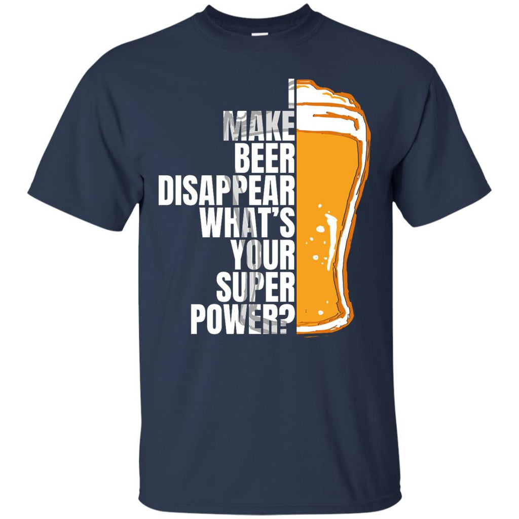 I Make Beer Disappear What's Your Super Power? - The Beer Life