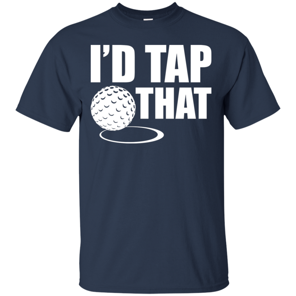I'd Tap That T-Shirt Apparel - The Beer Lodge