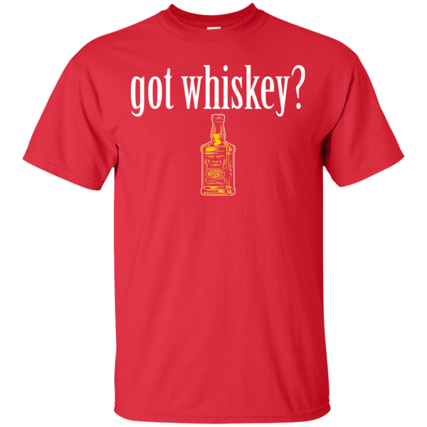 Got Whiskey T-Shirt Apparel - The Beer Lodge