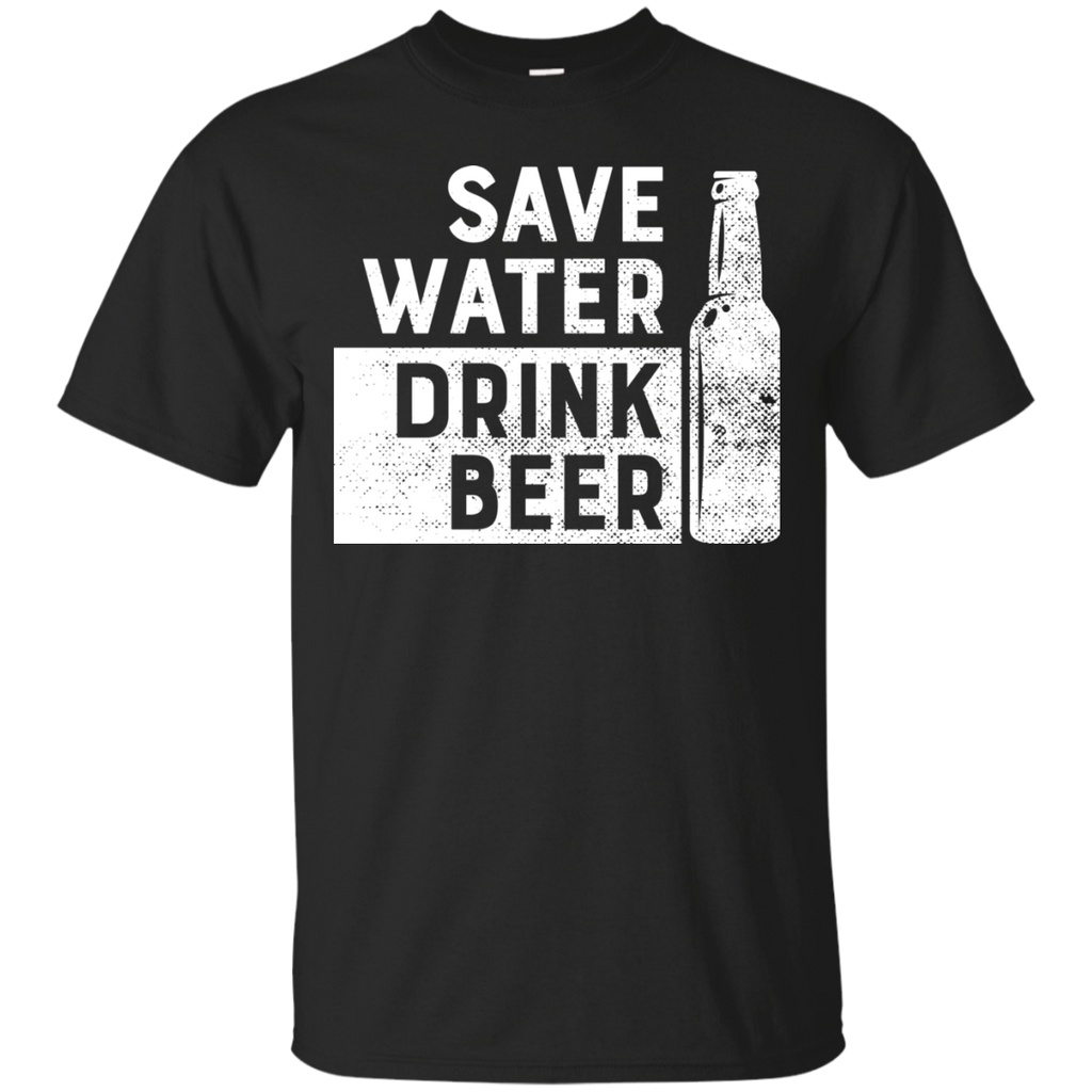 Save Water Drink Beer T-Shirt - The Beer Life