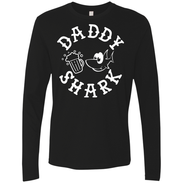 Daddy Shark T-Shirt Apparel - The Beer Lodge