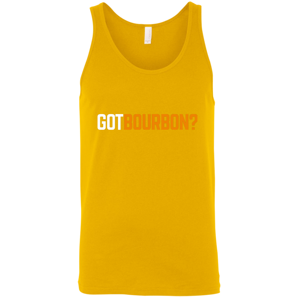 Got Bourbon Tank Top Apparel - The Beer Lodge