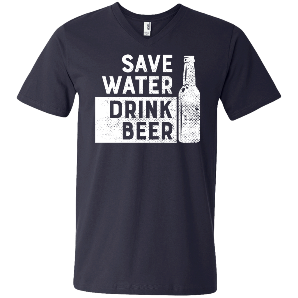 Save Water Drink Beer T-Shirt Apparel - The Beer Lodge
