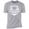 Tis The Season Football T-Shirt Apparel - The Beer Lodge