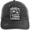 My Best Round Of Golf Starts At 19th Hole Trucker Cap Hats - The Beer Lodge