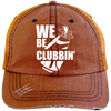 We Be Clubbin' Trucker Cap Hats - The Beer Lodge