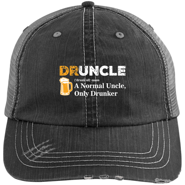 Druncle Trucker Cap Hats - The Beer Lodge