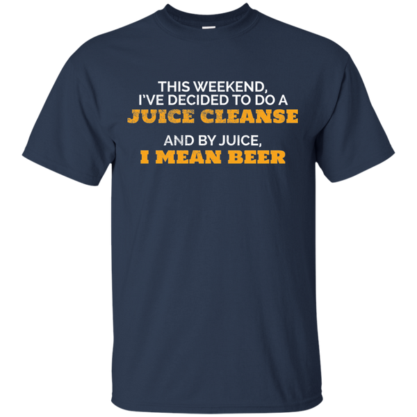 Beer Cleanse T-Shirt Apparel - The Beer Lodge