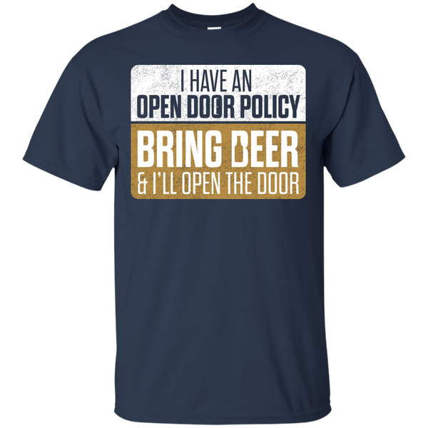 I Have An Open Door Policy - The Beer Life