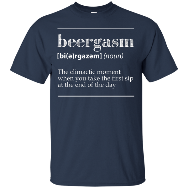 Beergasm T-Shirt Apparel - The Beer Lodge
