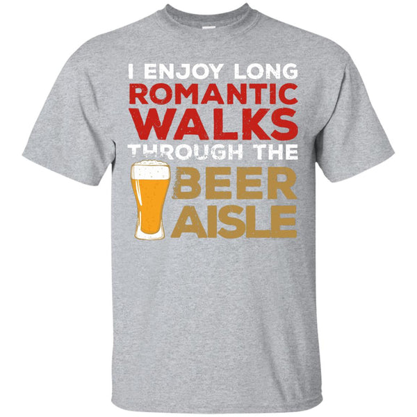 I Enjoy Long Romantic Walks Through The Beer Aisle - The Beer Life