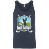 The Golf Father Tank Top Apparel - The Beer Lodge