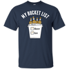 My Bucket List v3.0 T-Shirt Apparel - The Beer Lodge