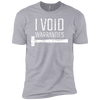 I Void Warranties T-Shirt Apparel - The Beer Lodge