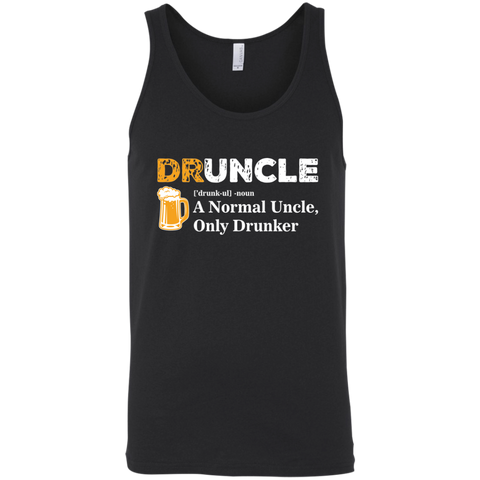 Druncle Tank Top