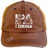 IPA Lot When I Drink Trucker Cap Hats - The Beer Lodge