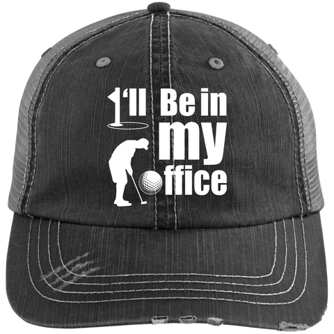 I'll Be In My Office Trucker Cap Hats - The Beer Lodge