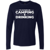 I'd Rather Be Camping & Drinking T-Shirt Apparel - The Beer Lodge
