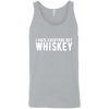 I Hate Everyone But Whiskey Tank Top Apparel - The Beer Lodge
