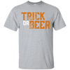 Trick Or Beer Halloween T-Shirt Apparel - The Beer Lodge