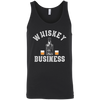 Whiskey Business Tank Top Apparel - The Beer Lodge
