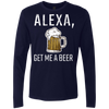 Alexa, Get Me A Beer T-Shirt Apparel - The Beer Lodge