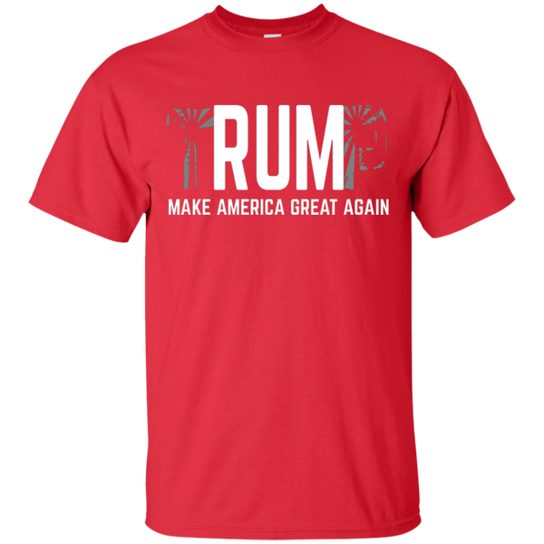 Rum Make America Great Again T-Shirt Apparel - The Beer Lodge