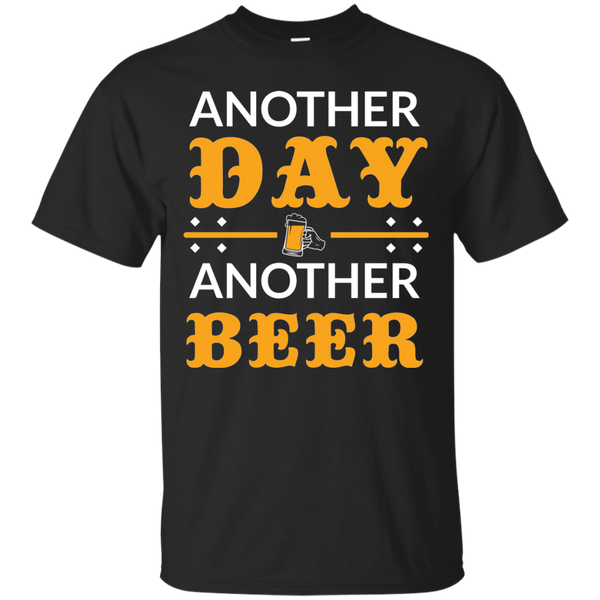 Another Day, Another Beer T-Shirt Apparel - The Beer Lodge