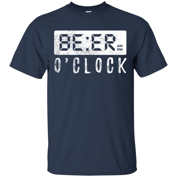 Beer O'Clock T-Shirt - The Beer Life