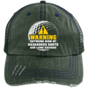 Warning Extreme Risk Of Hazardous Shots And Lame Excuses Trucker Cap Hats - The Beer Lodge