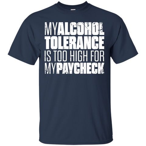 My Alcohol Tolerance Is Too High For My Paycheck - The Beer Life