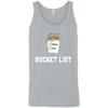 Bucket List Tank Top Apparel - The Beer Lodge