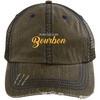Powered By Bourbon Trucker Cap Hats - The Beer Lodge