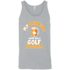 My Drinking Game Has A Golf Problem Tank Top Apparel - The Beer Lodge