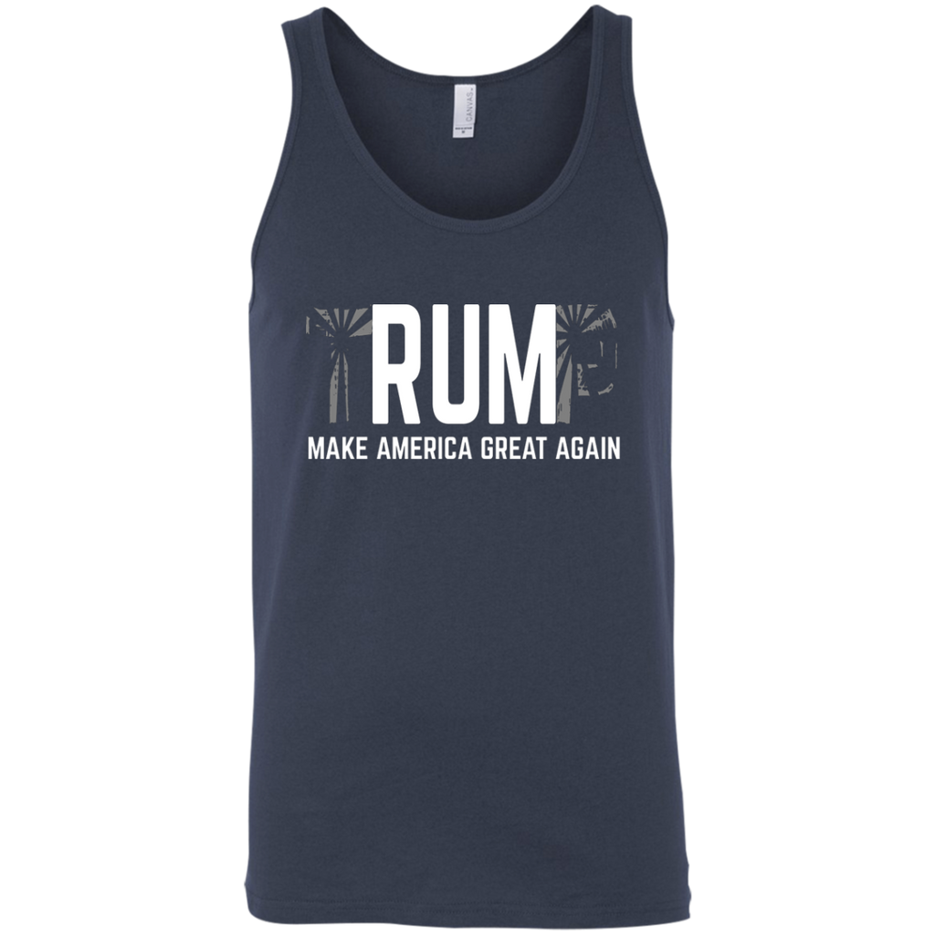 Rum Make America Great Again Tank Top Apparel - The Beer Lodge