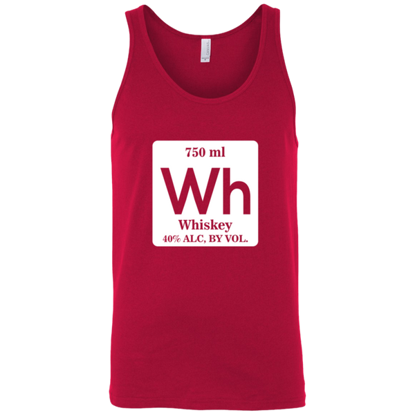 750 ml Whiskey 40% Alc, By Vol Tank Top Apparel - The Beer Lodge