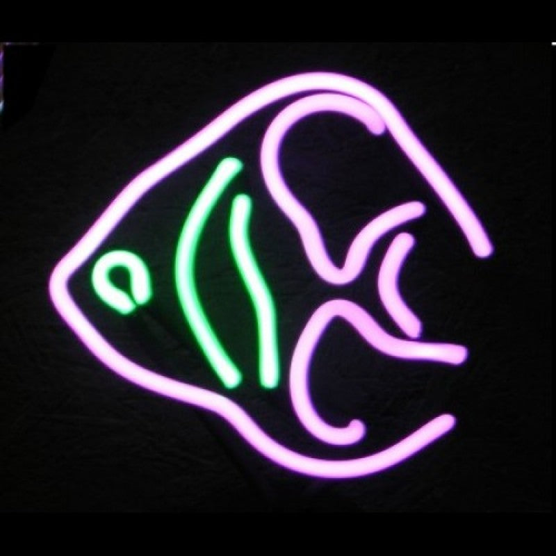 Angel Fish Neon Sculpture Neon Sculpture - The Beer Lodge