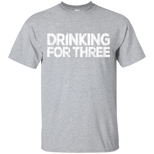 Apparel - Drinking For Three