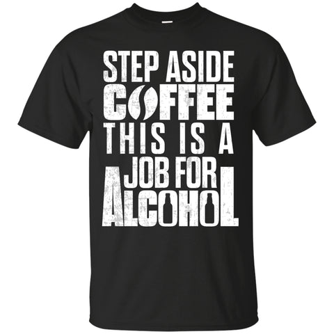 Apparel - Step Aside Coffee