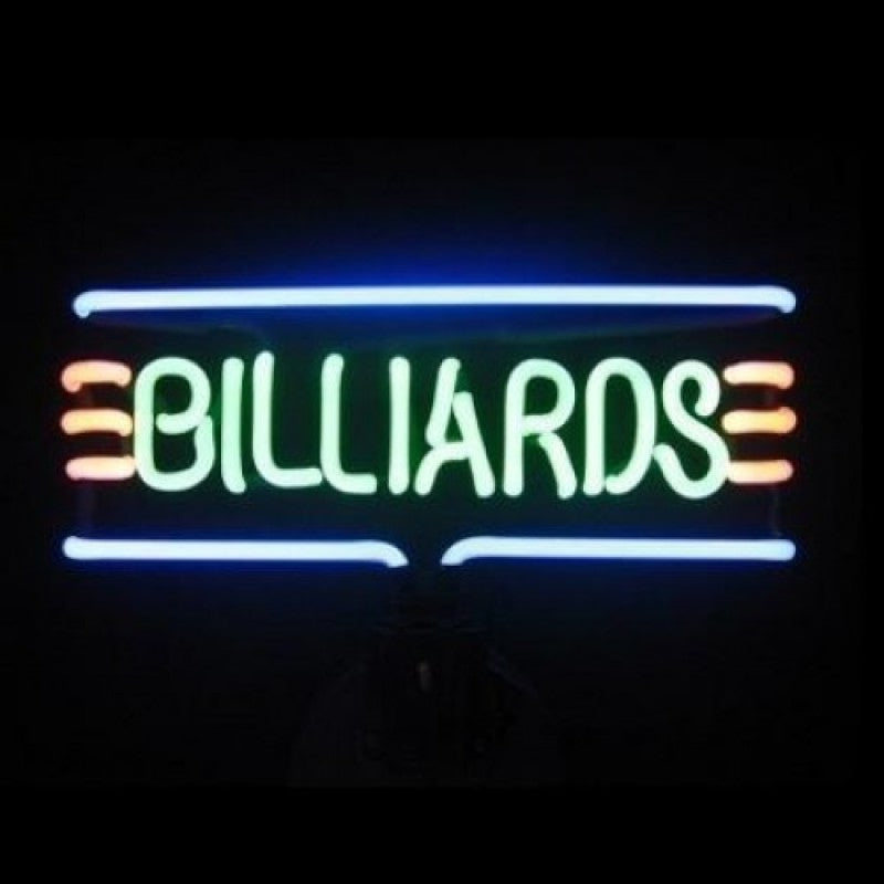 Billiards Stripe Neon Sculpture Neon Sculpture - The Beer Lodge